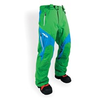 HMK PEAK 2 GREEN SNOWMOBILE PANTS