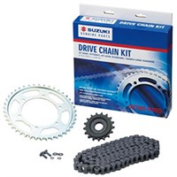 DR-Z125L 2008-13 Drive Chain Kit