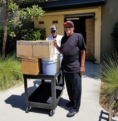 Stacy deliver to vets