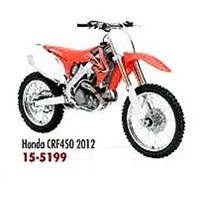 Honda CRF450 1:12 Scale Motorcycle
