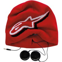 Alpine Stars Duly Sound Disc Beanie - Red