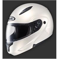 HJC CL-Max II Solid Modular Helmet Pearl White