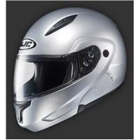 HJC CL-Max II Solid Modular Helmet Silver