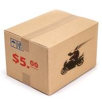 Extra Shipping $5.00