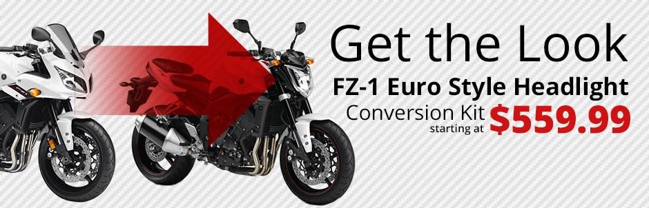 FZ-1 Euro Style Headlight Kit