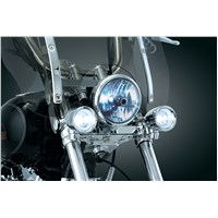 Clamp-On Fork Mounted Driving Lights