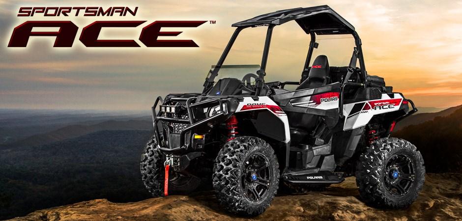 Polaris Ace ATV
