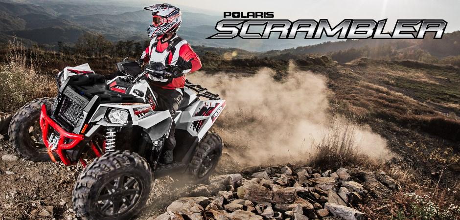 Polaris Scambler ATVs