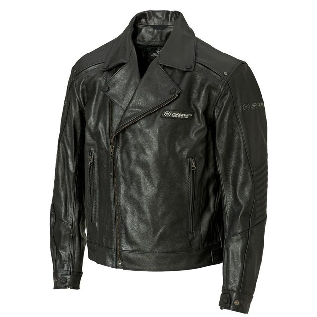 Buy Black Leather Jackets