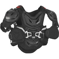 5.5 PRO HD CHEST PROTECTOR BLACK ADULT