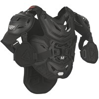 5.5 PRO CHEST PROTECTOR BLACK ADULT