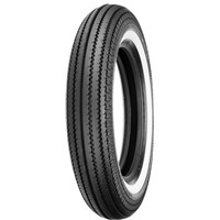SHINKO 270S FRONT OR REAR TIRE WHITE WALL