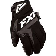 FXR ATTACK INSULATED GLOVE BLACK OPS 3X-LARGE 170801-1010-22
