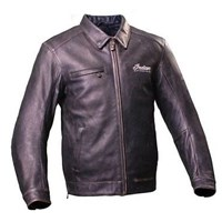 Indian Motorcycle Classic Leather Jacket - X-LARGE