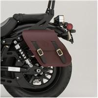 bolt saddle bag kit oxblood