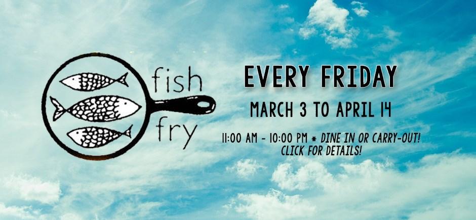 Fish Fry-Days