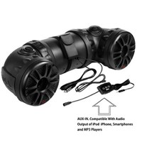 700W 8 Inch Bluetooth All-Terrain Sound System