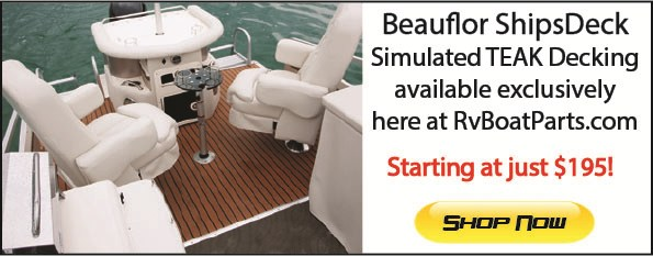 Beauflor ShipsDeck Simulated Pontoon Flooring