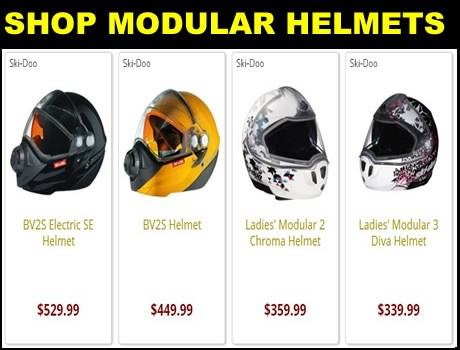 Ski-Modular Helmets for sale online new 2017