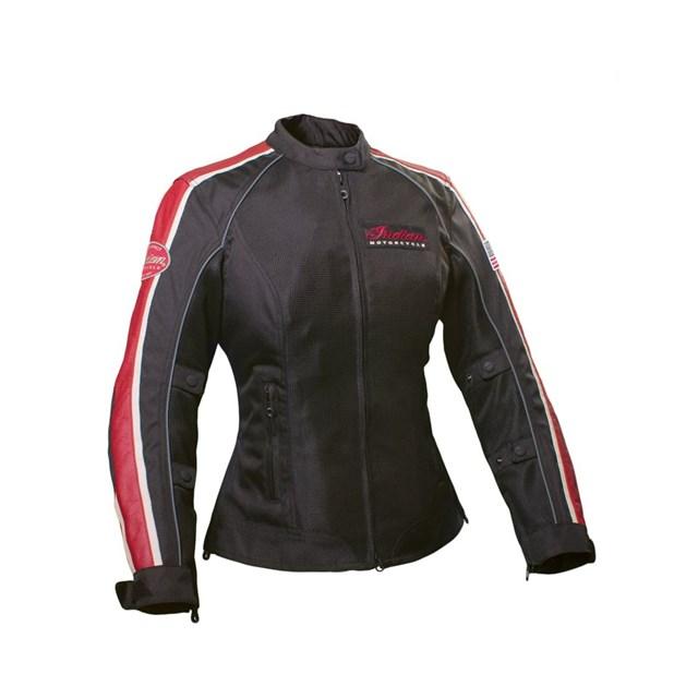 Red Kawasaki Motorcycle Jacket