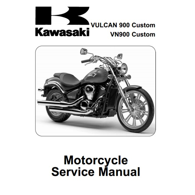Vulcan 900 Service Manual Download