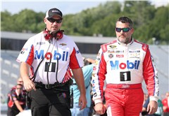 Mike Bugarewicz: One of the Keys to Tony Stewart's Success