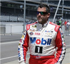 Tony Stewart 11th in His Final Brickyard 400