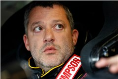Tony Stewart 16th at Chicagoland