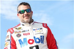 Stewart To Drive No. 14 Mobil 1/Chevy Summer Sell Down Chevrolet at Indy