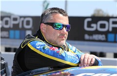 Code 3 Associates/Mobil 1 Driver Makes Final Start at New Hampshire