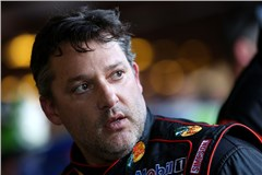 Stewart's Race Doesn't Go According to Plan