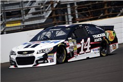 Qualifying for the 21st Annual Brickyard 400