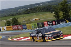 Cheez-It 355k at The Glen Qualifying