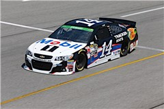 Qualifying for the Richmond 400
