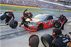 Stewart 21st in Coca-Cola 600