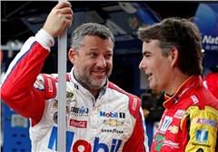Martinsville Race Marks Final Pairing of Tony Stewart & Jeff Gordon