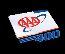 >AAA 400