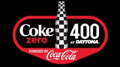 >Coke Zero 400