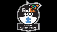 >FedEx 400