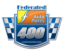 >Federated Auto Parts 400