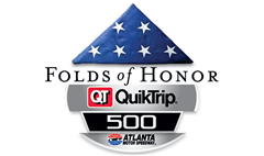 >FOLDS OF HONOR QUIKTRIP 500