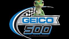 >Geico 500