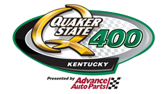 >QUAKER STATE 400 PRESENTED BY ADVANCE AUTO PARTS