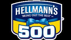 >Hellmann's 500