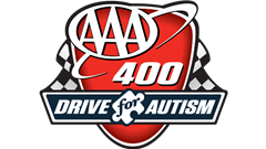 >AAA 400 DRIVE FOR AUTISM