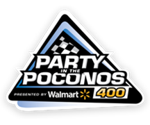 >Party In The Poconos 400