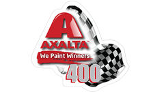 >AXALTA 'WE PAINT WINNERS' 400