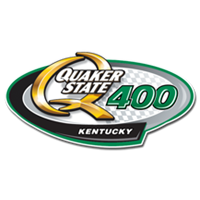 >Quaker State 400