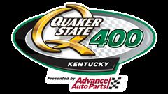>Quaker State 400