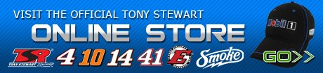 Tony Stewart Official Store